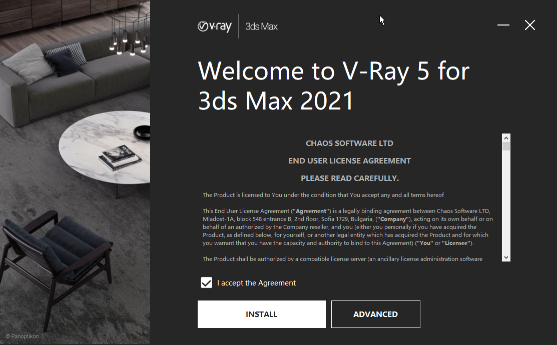 VRay 5.00.03 for 3dsmax